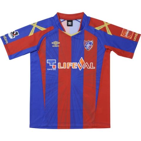 FC東京 2016 ホーム 半袖【Jr.レプリカユニフォーム】