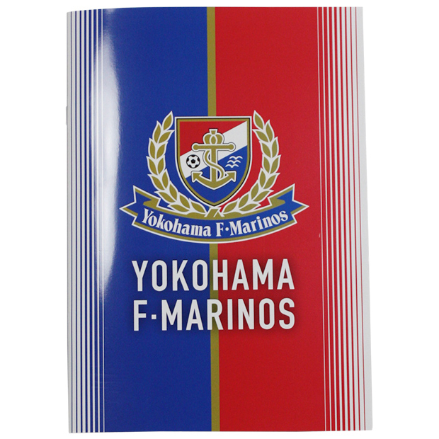 横浜F・マリノス ノート  21-03758