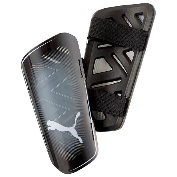 ウルトラ ライトストラップ シンガード  030834-03 ブラック×ホワイト