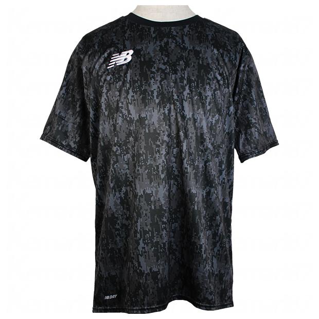 半袖ゲームシャツ  jmtf1010-bk ブラック