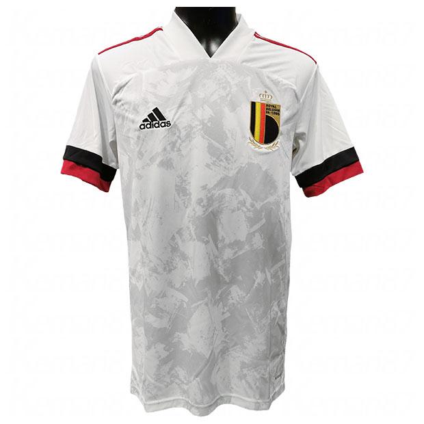 ベルギー代表 アウェイ 半袖レプリカユニフォーム  ghw85-ej8548