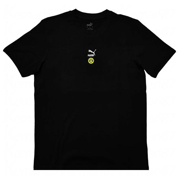 ドルトムント TFS 半袖Tシャツ  758730-20 プーマブラック