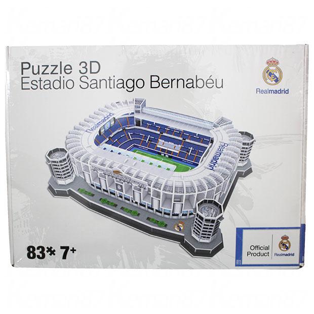 レアルマドリッド サンチャゴ・ベルナベウ 3Dパズル  rm9234451