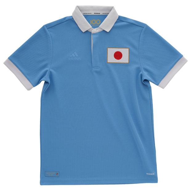 サッカー日本代表 100周年アニバーサリー オーセンティック ユニフォーム 半袖  ekq79-gu1929