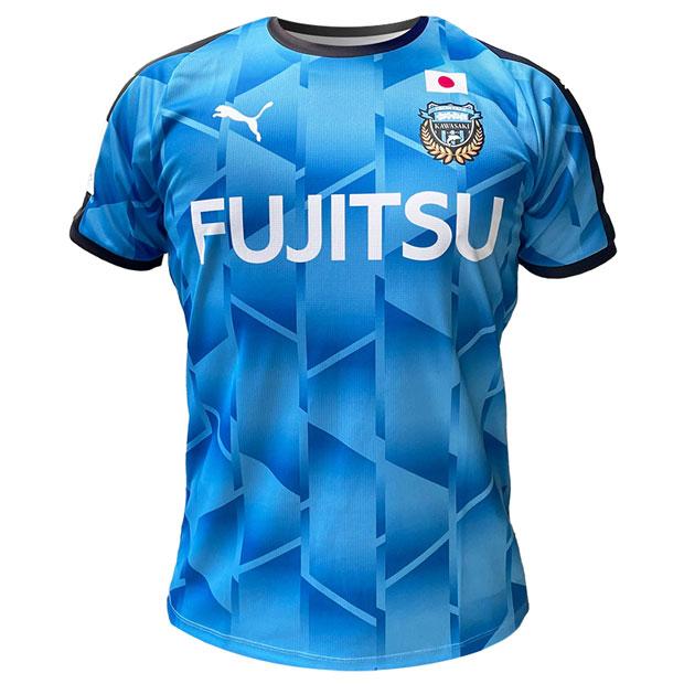 川崎フロンターレ 2021 ACL ホーム 半袖オーセンティックユニフォーム  921553-11