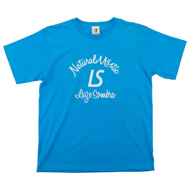 NATURAL MYSTIC 半袖Tシャツ  l1213200-tblu ターコイズブルー