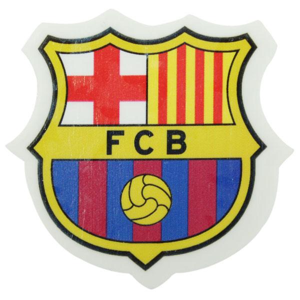 FCバルセロナ 消しゴム クラブチームアクセサリーer09bc  er09bc
