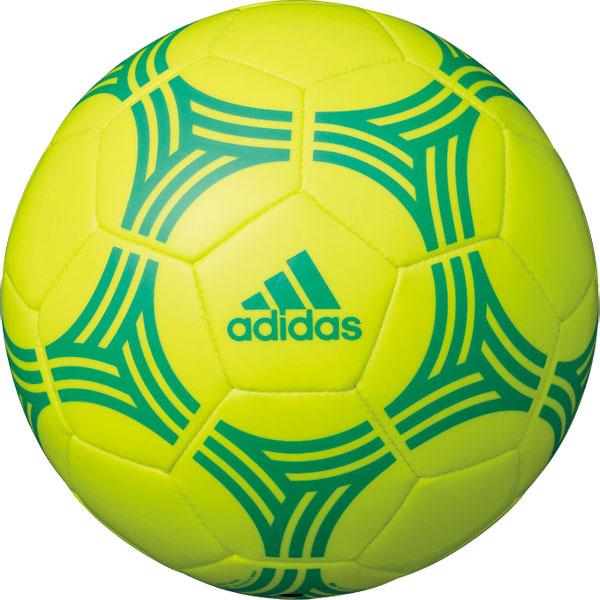 タンゴ リフティング練習用ボール  amst12y ソーラーイエロー×ハイレスグリーン