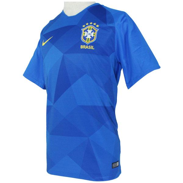 ブラジル代表 2018 アウェイ 半袖レプリカユニフォーム  893855-453