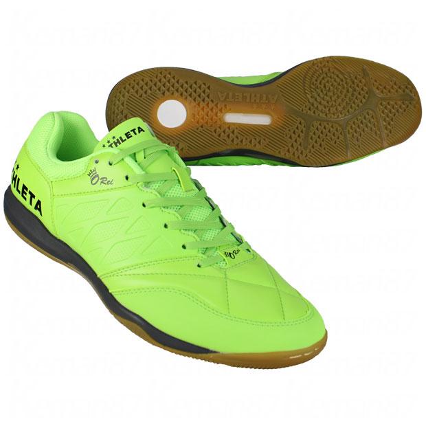 O-Rei Futsal T008  11014-fgr フラッシュグリーン