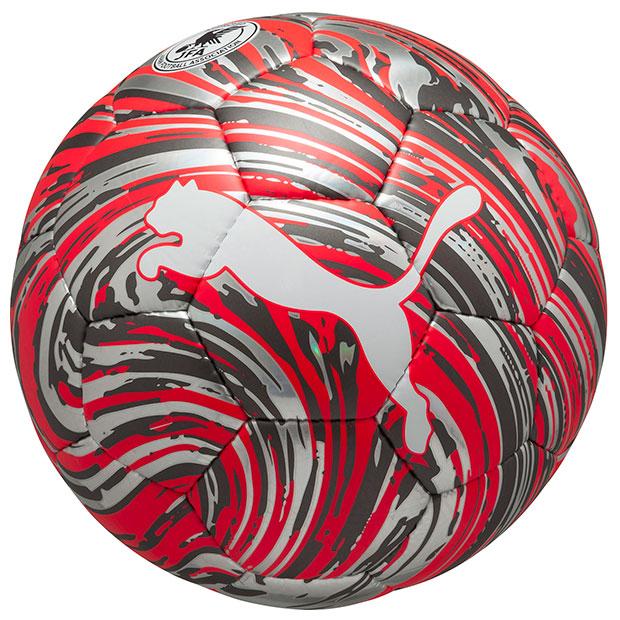 ショックボール SC  083613-04-4 プーマホワイト×レッドブラスト