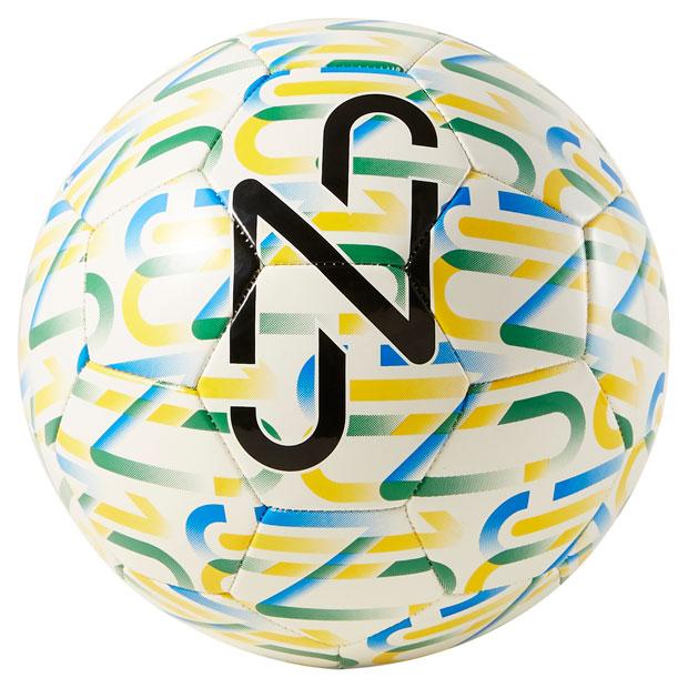 NEYMAR JR グラフィックボール  083696-02-4 プーマホワイト
