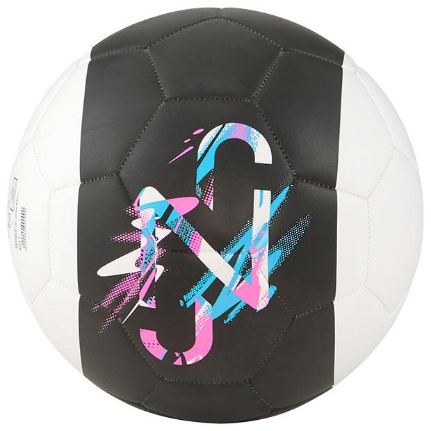 NJR ロゴ ボール  083703-01-3 プーマブラック
