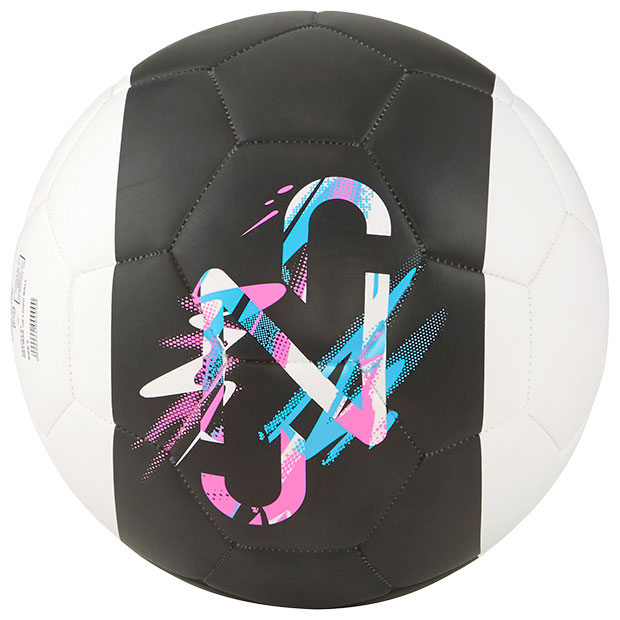 NJR ロゴ ボール  083703-01-5 プーマブラック