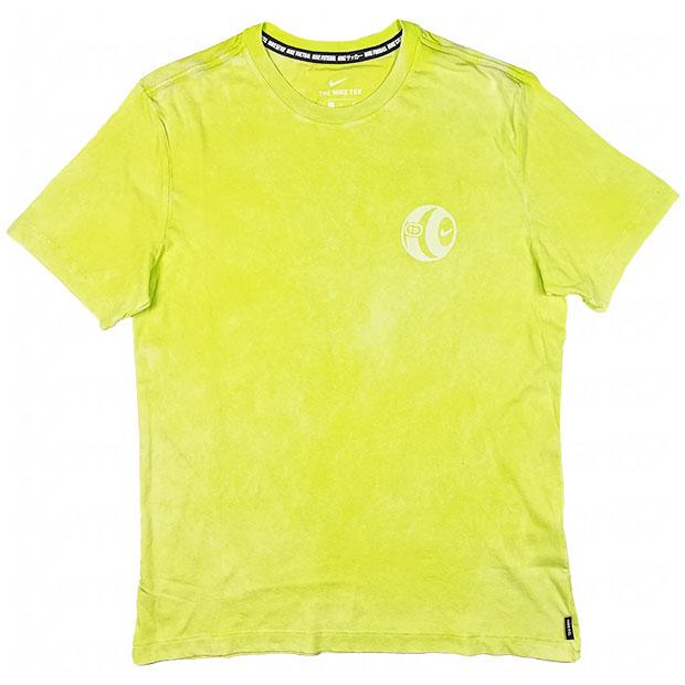 NIKE F.C. シーズナブル SGX 半袖Tシャツ  cu4227-389 イエロー