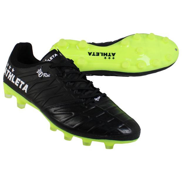 O-Rei Futebol T006  10011-blkfye ブラック×Fイエロー