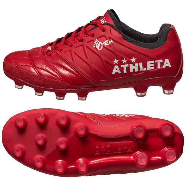 ジュニア O-Rei Futebol J002  10012j-red レッド