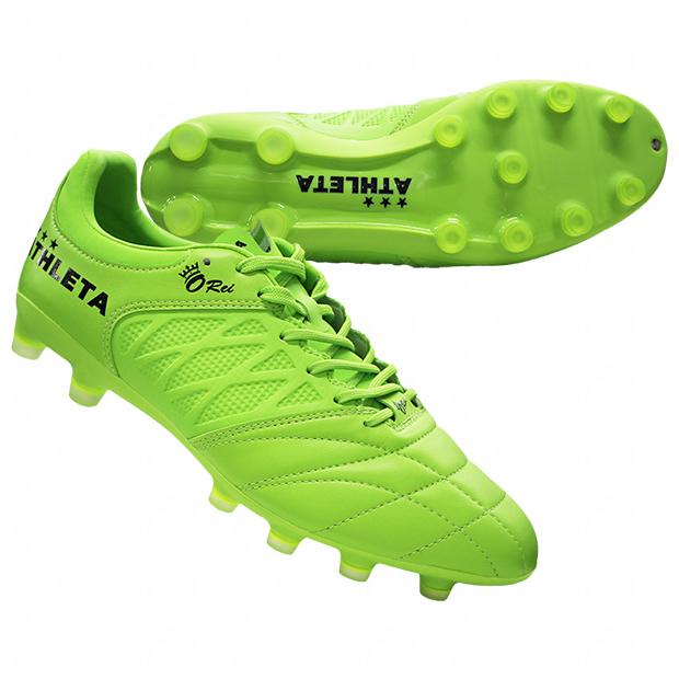 O-Rei Futebol H003  10013-fgr フラッシュグリーン