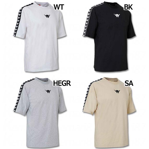 UP&DOWN BANDA 半袖Tシャツ  kla52ts03