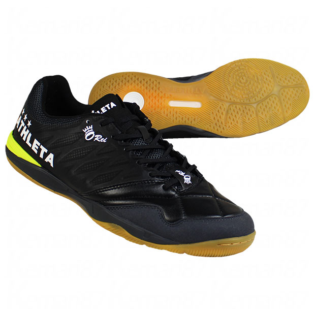 O-Rei Futsal T007  11013-blkfye ブラック×Fイエロー