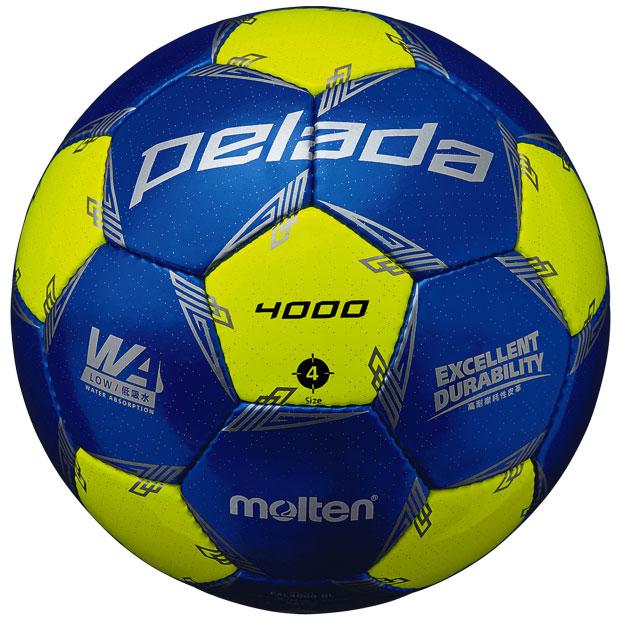 ペレーダ 4000  f4l4000-bl ブルー×イエロー