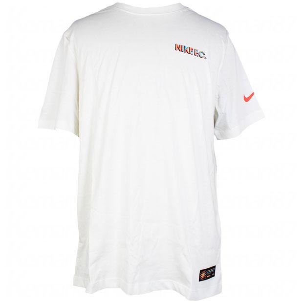 NIKE F.C. アーティスト HOOK CDMX 半袖Tシャツ  cv3386-133 セイル