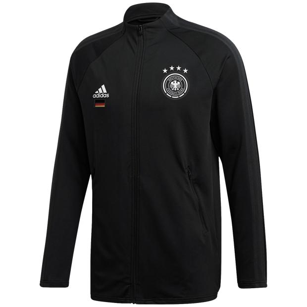 ドイツ代表 アンセムジャケット  gkf15-fi1453 ブラック