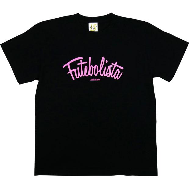 フッチボリスタ 半袖Tシャツ  12048ks-blknpk ブラック×Nピンク