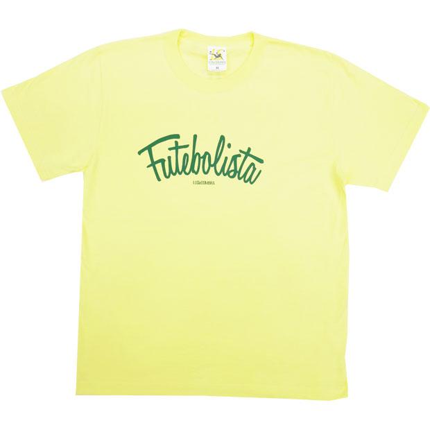 フッチボリスタ 半袖Tシャツ  12048ks-lyelgr Lイエロー×グリーン