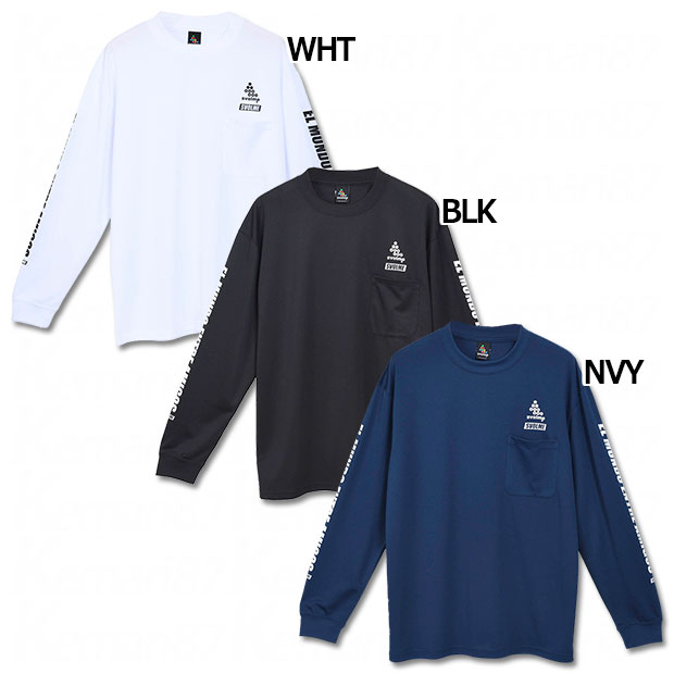 長袖プラTシャツ  1211-84300