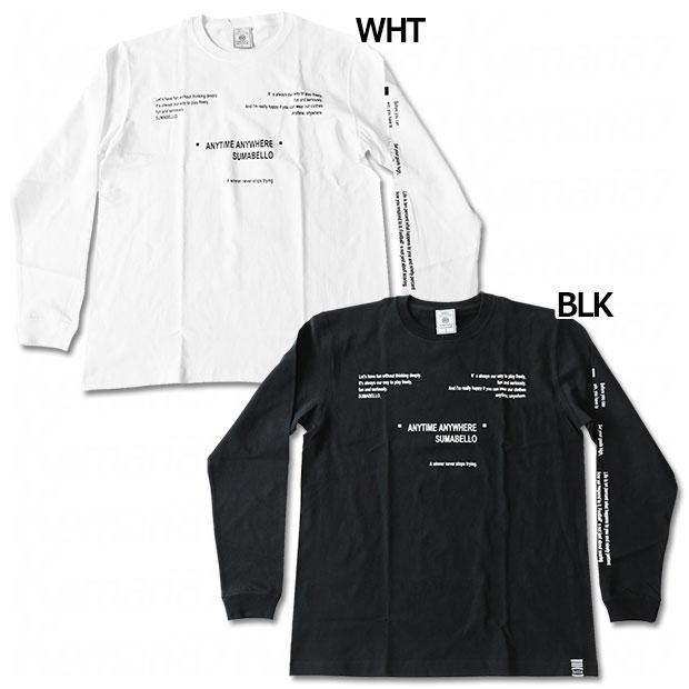 TYPEWRITER 長袖Tシャツ  1330401018