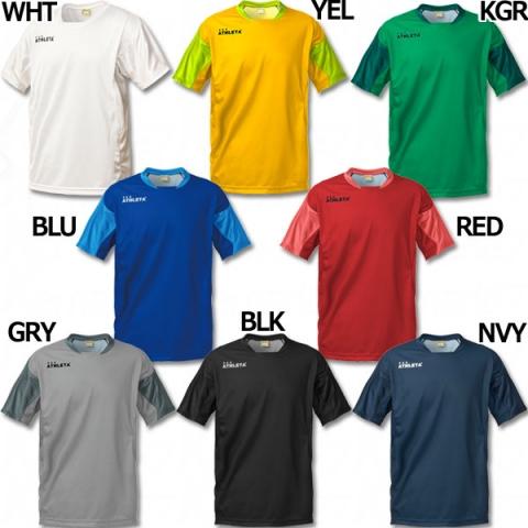ジュニア 定番 チーム対応 ゲームシャツ  18001j