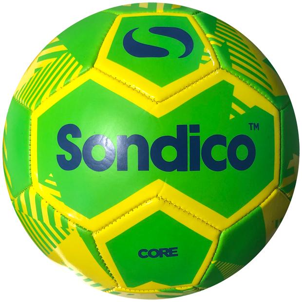 コア XT フットボール  19-822007-16-4 イエロー×グリーン
