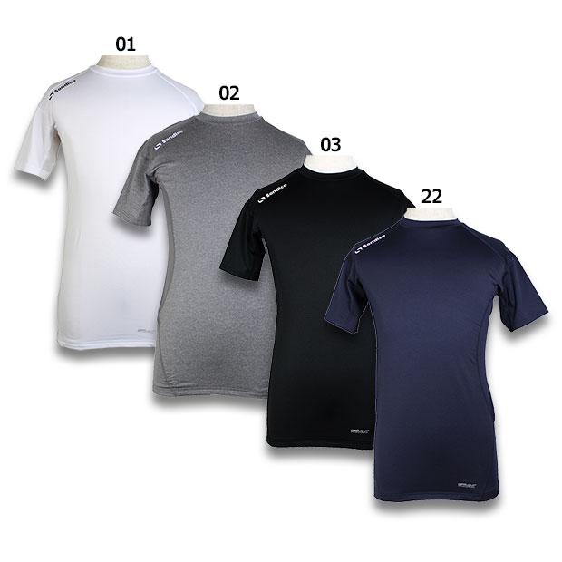 ベース コア 半袖インナーシャツ  20-427388
