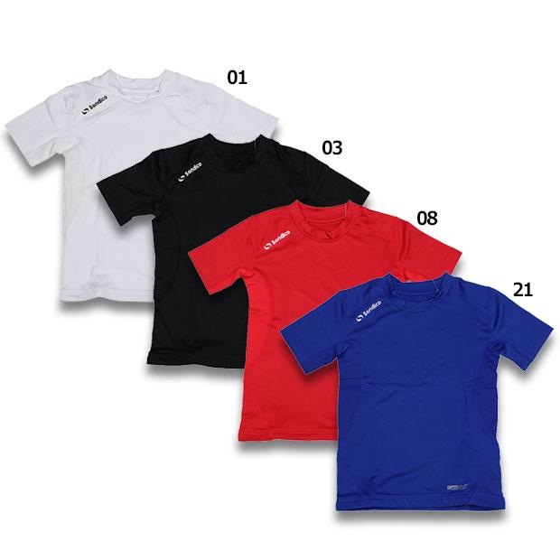 ジュニア ベース コア 半袖インナーシャツ  20-427391