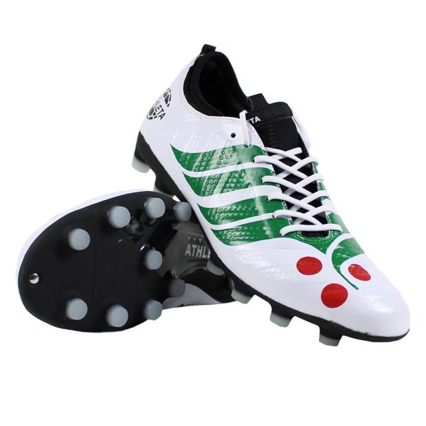 CDB Futebol A002  20002-pwhtblk Pホワイト×ブラック