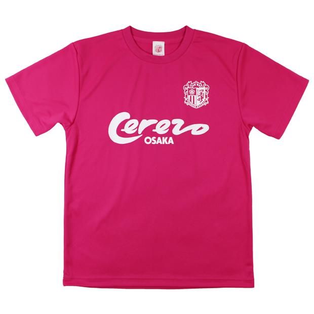 セレッソ大阪 ベーシック半袖Tシャツ  20ss-co-ba-p ピンク