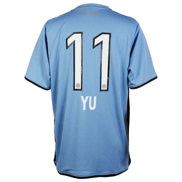 川崎フロンターレ 2020 コンフィット半袖Tシャツ 11.小林悠 20ss-kf-11-y