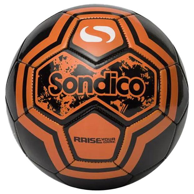 サッカーボール  21-821019-bk-4 ブラック