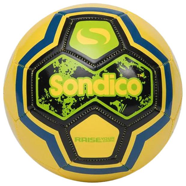 サッカーボール  21-821019-yl-4 イエロー