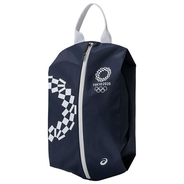 シューズケース 東京2020オリンピックエンブレム  3033a438-400 EMネイビー