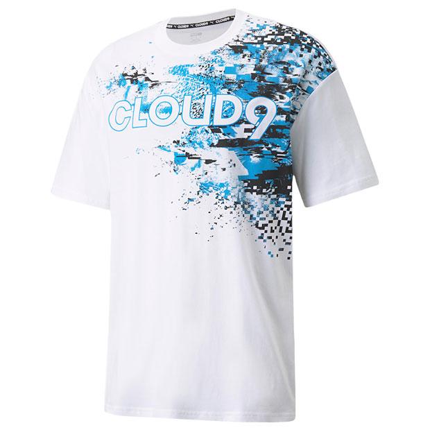 Cloud9 グラフィック 半袖Tシャツ  532390-05 プーマホワイト