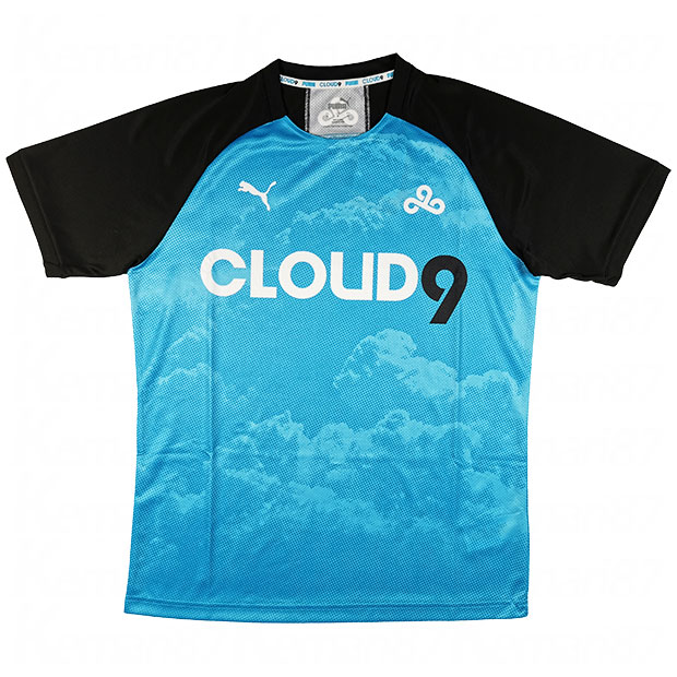 Cloud9 GAME DAY JERSEY M 半袖レプリカユニフォーム  605252-02 ブルー