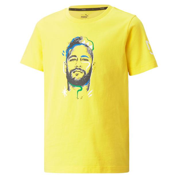 ジュニア NJR COPA グラフィック半袖Tシャツ  605572-08 ダンデライオン