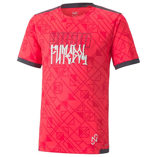 ジュニア NJR Futebol 半袖シャツ JR  605595-08 サンブレイズ