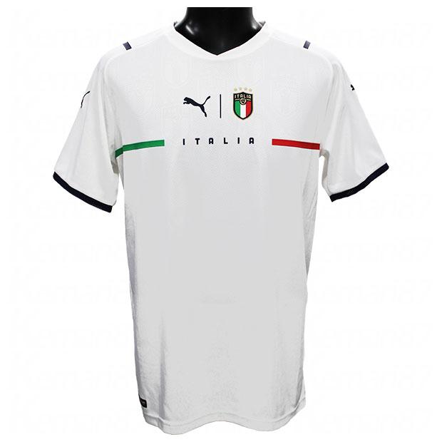 イタリア代表 2021 アウェイ 半袖レプリカユニフォーム  759803-08
