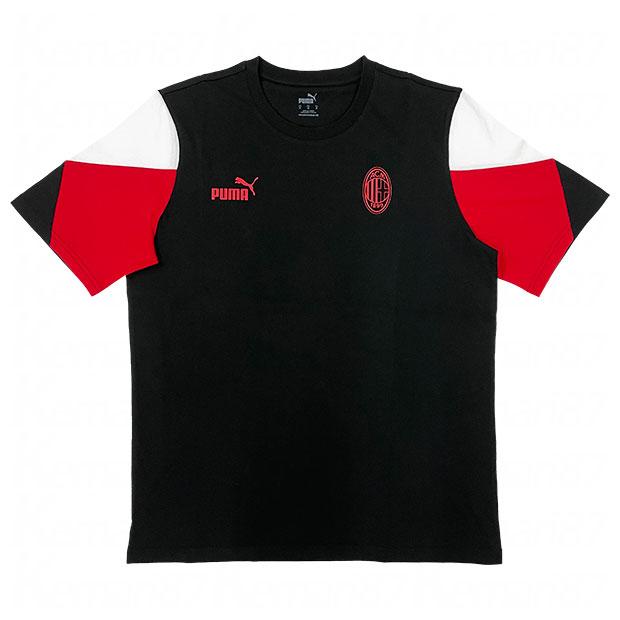ACミラン FTBLCULTURE 半袖Tシャツ  764359-05 プーマブラック