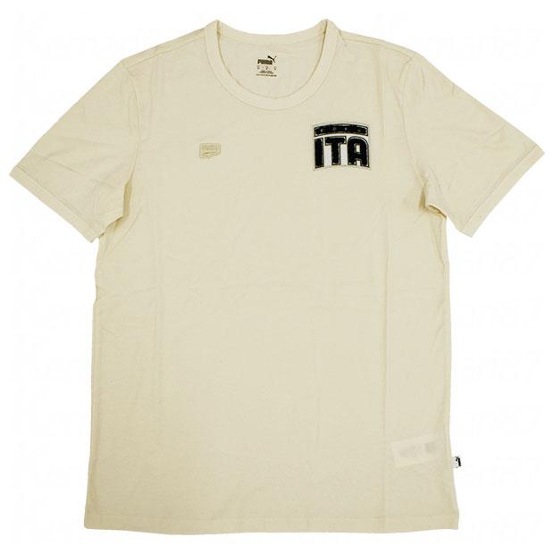 イタリア代表 FIGC FTBLFEAT 半袖Tシャツ  764773-10