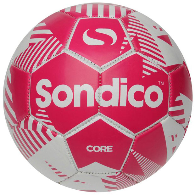 コア XT フットボール  822007-06-4 ピンク×ホワイト