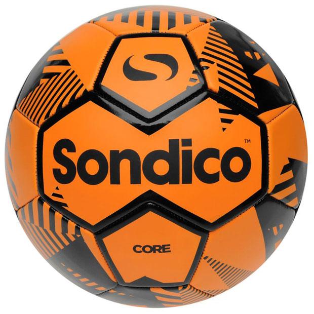 コア XT フットボール  822007-12-5 オレンジ×ブラック